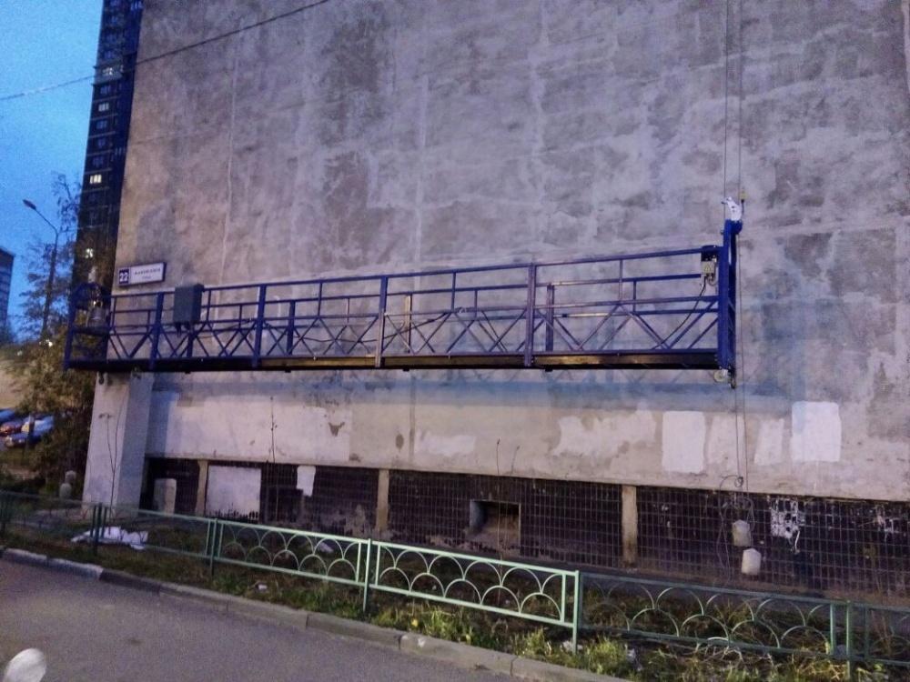 Строительная люлька ФП-001 в аренду от Стройтехфасад - 6