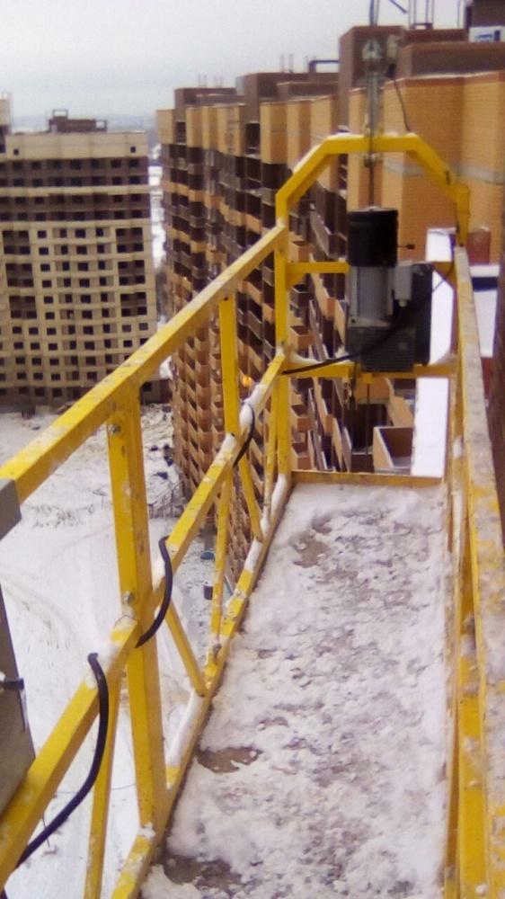 Строительная люлька ZLP в аренду от Стройтехфасад - 8